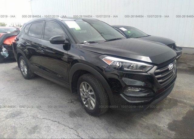 Inventory #897348654 2016 Hyundai TUCSON