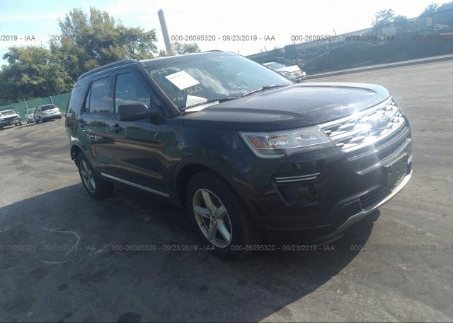 Inventory #551868747 2019 FORD EXPLORER