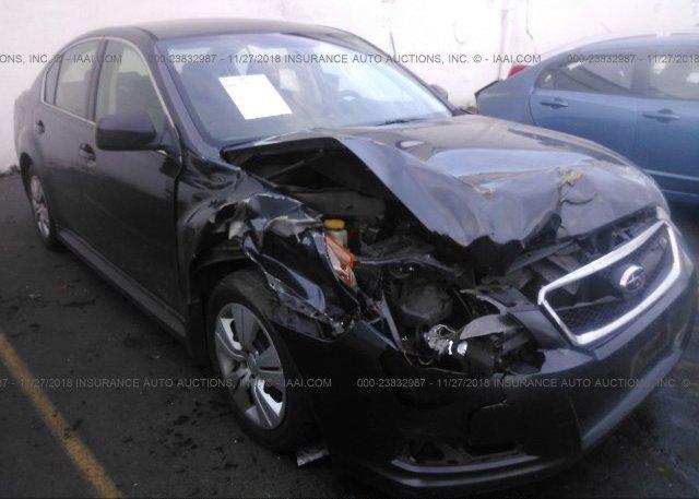 Inventory #433862963 2011 Subaru LEGACY