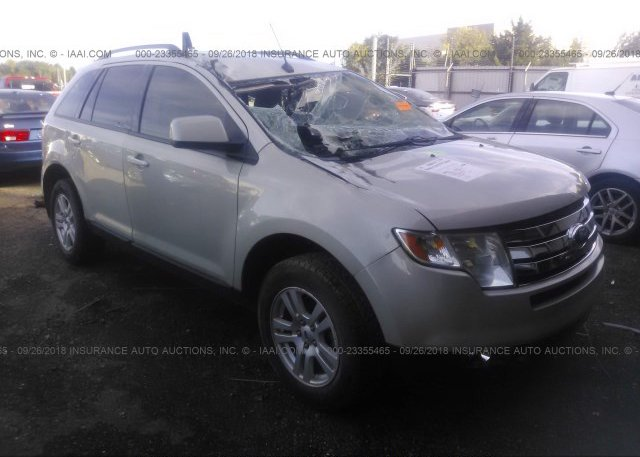 Inventory #790666590 2007 FORD EDGE