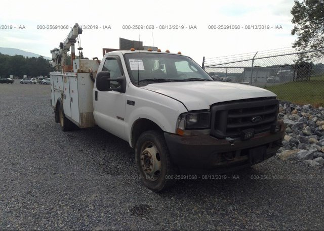 Inventory #883005108 2003 FORD F550
