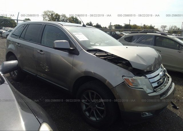 Inventory #212580039 2008 FORD EDGE