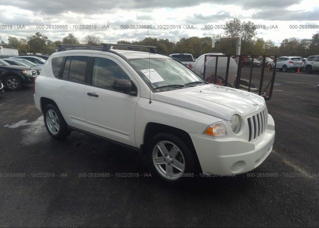 Inventory #357742218 2008 JEEP COMPASS