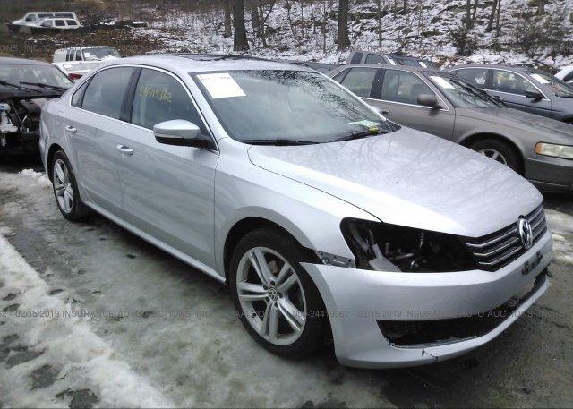 Inventory #930599766 2014 Volkswagen PASSAT