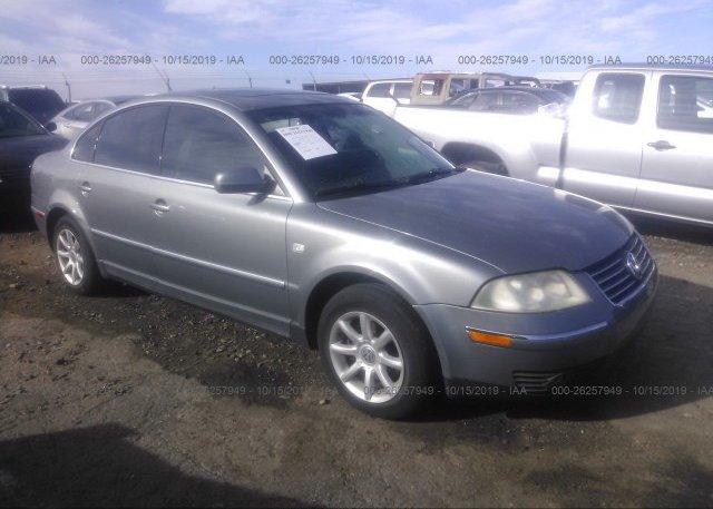 Inventory #514633778 2004 Volkswagen PASSAT