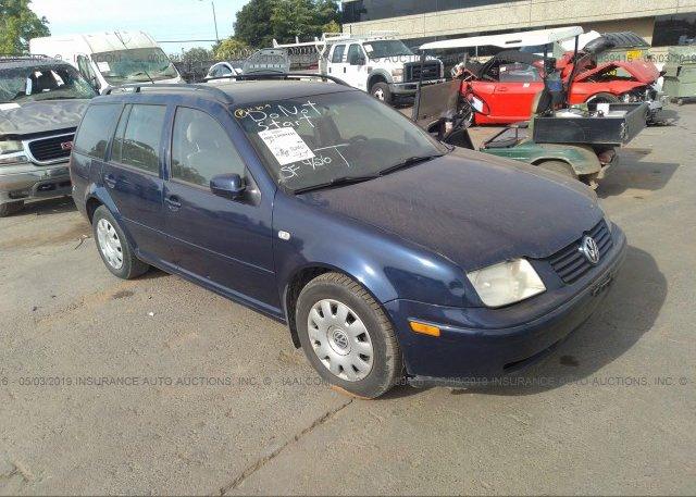 Inventory #634625424 2002 Volkswagen JETTA