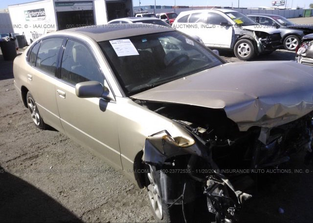 Inventory #761774228 2003 Lexus GS