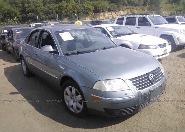 Inventory #571994583 2005 Volkswagen PASSAT