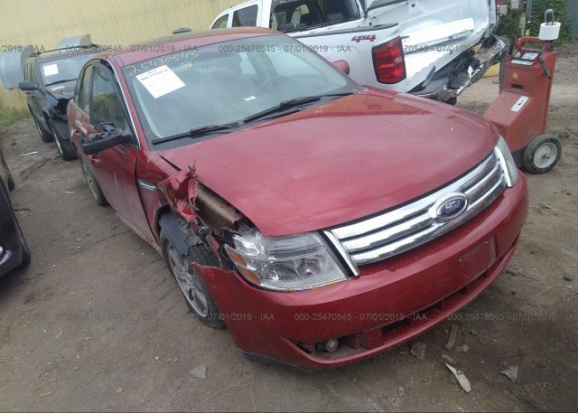 Inventory #261011540 2009 FORD TAURUS