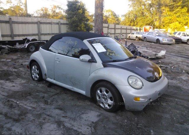 Inventory #484445161 2003 Volkswagen NEW BEETLE