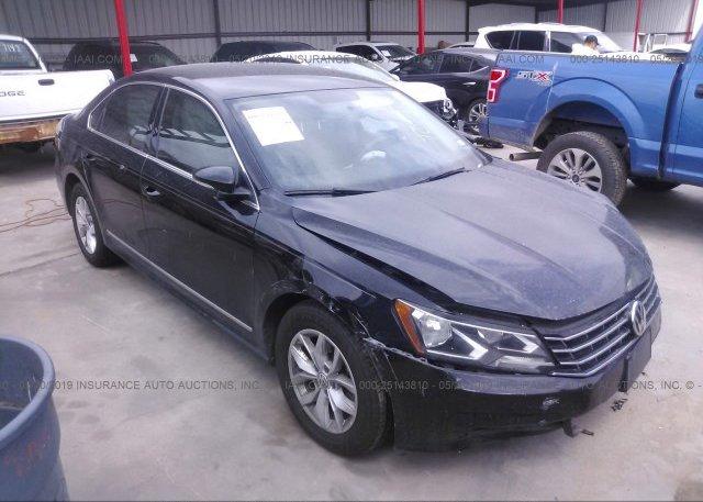 Inventory #410003764 2017 Volkswagen PASSAT