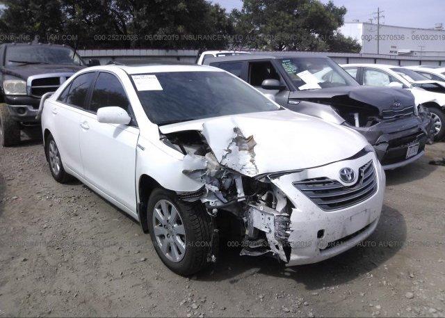 Inventory #445565016 2007 Toyota CAMRY