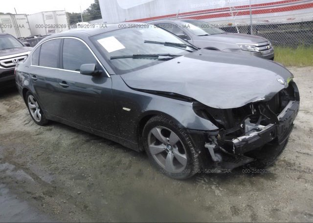 Inventory #889420787 2007 BMW 530