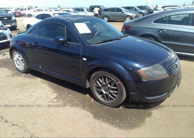 Inventory #515433311 2002 AUDI TT