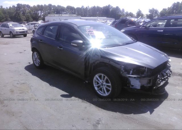 Inventory #559300823 2016 FORD FOCUS