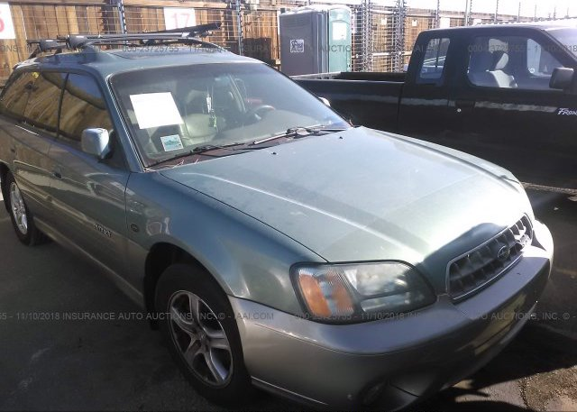 Inventory #615317577 2004 Subaru LEGACY