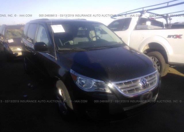 Inventory #414641185 2011 Volkswagen ROUTAN