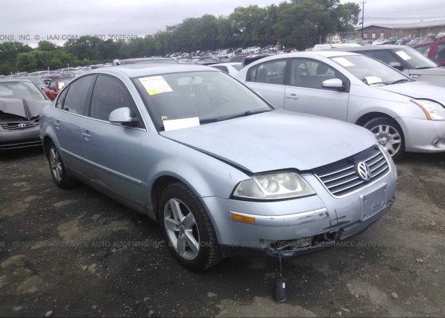 Inventory #995889697 2005 Volkswagen PASSAT
