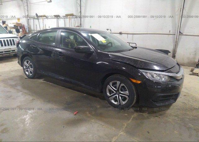 Inventory #319741361 2016 Honda CIVIC