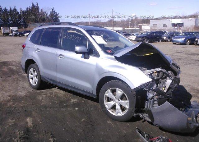 Inventory #350535442 2014 Subaru FORESTER