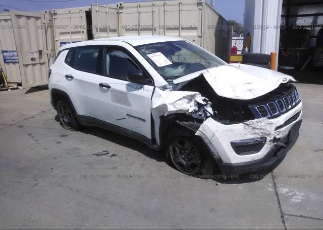 Inventory #403280195 2018 JEEP COMPASS