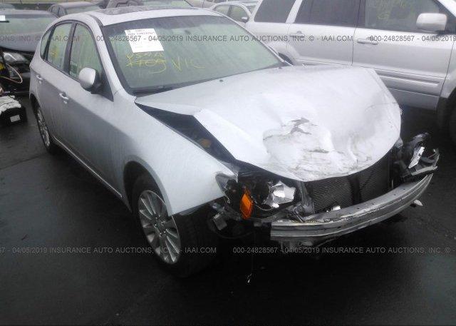 Inventory #156597282 2011 Subaru IMPREZA