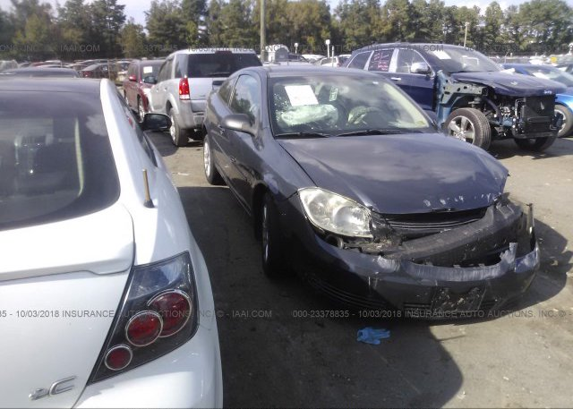 Inventory #997502848 2009 Chevrolet COBALT