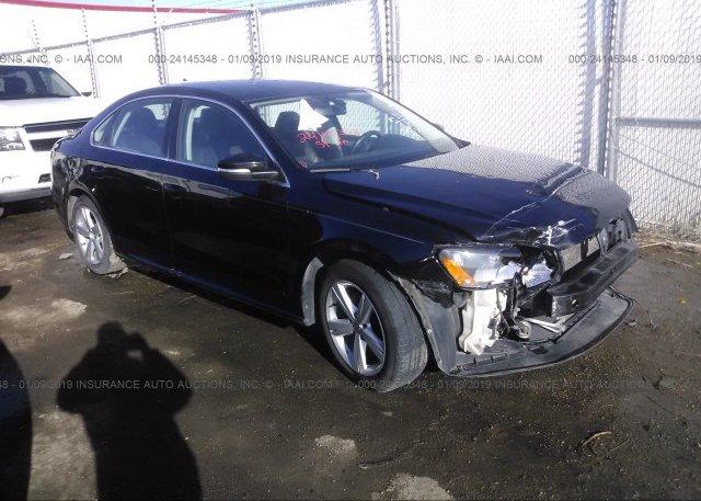 Inventory #664601895 2013 Volkswagen PASSAT