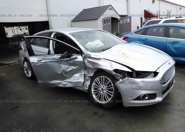 Inventory #130688898 2013 FORD FUSION