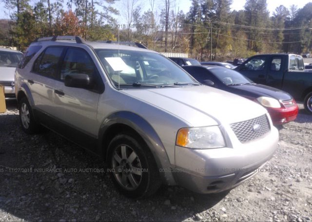 Inventory #859341660 2006 FORD FREESTYLE