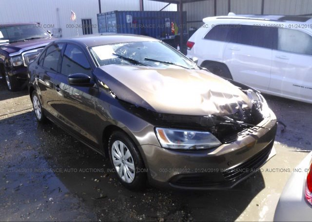 Inventory #589102498 2014 Volkswagen JETTA