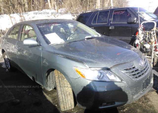 Inventory #212609369 2007 Toyota CAMRY NEW GENERAT
