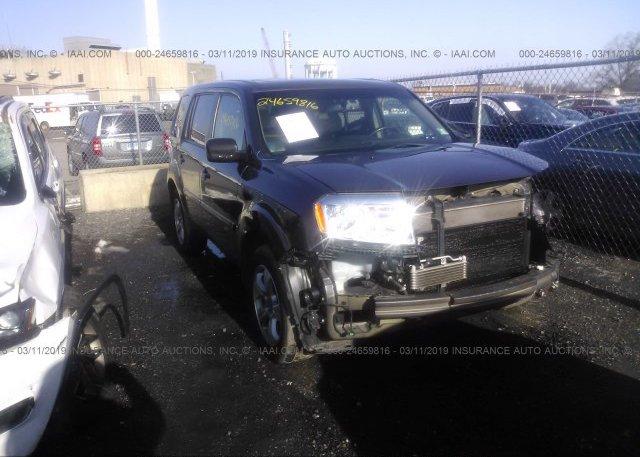 Inventory #180782202 2012 Honda PILOT