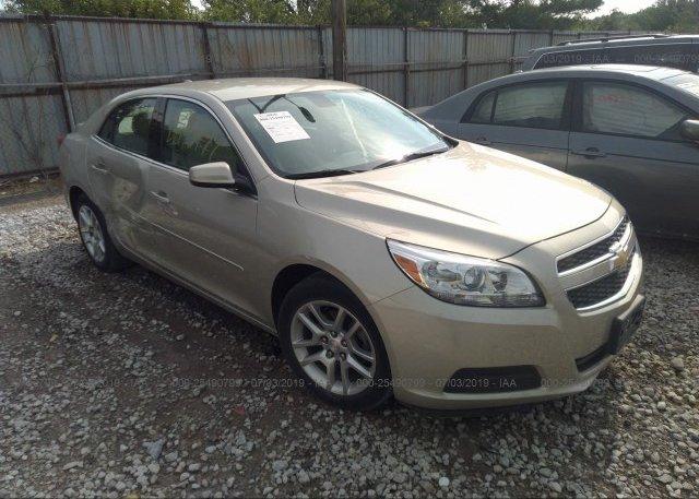 Inventory #109689369 2013 Chevrolet MALIBU