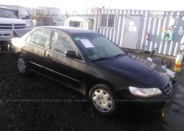 Inventory #584974457 1999 Honda ACCORD