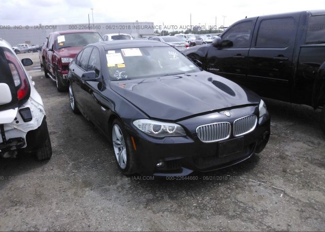 Inventory #468780615 2011 BMW 550