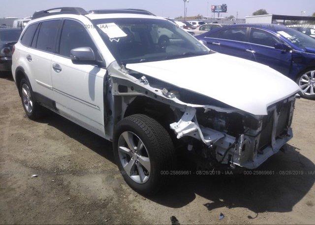 Inventory #871172930 2013 Subaru OUTBACK