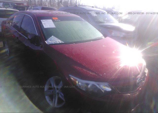 Inventory #696449852 2014 Toyota CAMRY