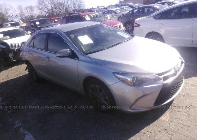 Inventory #135208057 2017 Toyota CAMRY