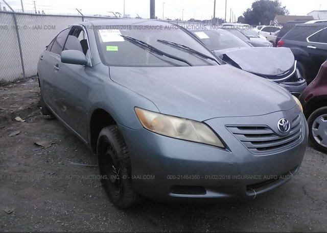 Inventory #137553617 2007 Toyota Camry New Generation