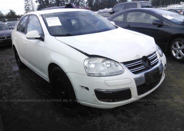 Inventory #708407554 2007 Volkswagen JETTA