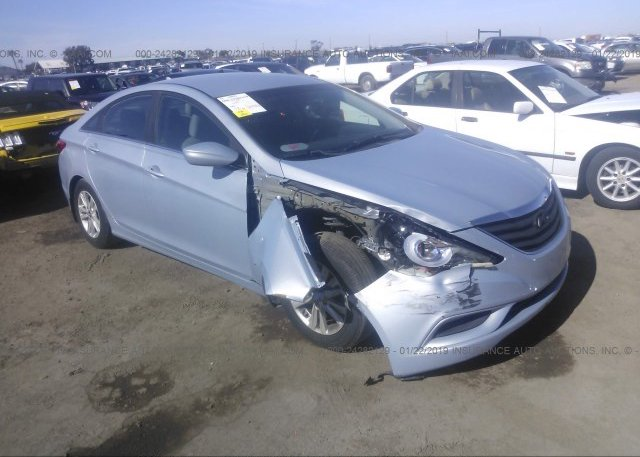 Inventory #527791224 2011 Hyundai SONATA