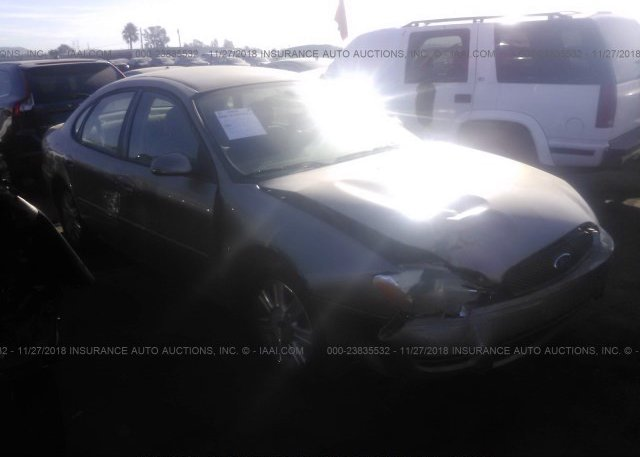 Inventory #881470850 2005 FORD TAURUS
