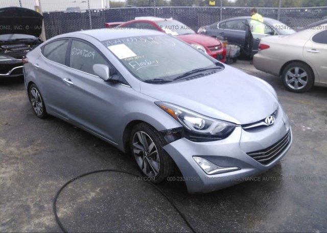 Inventory #517182628 2015 Hyundai ELANTRA