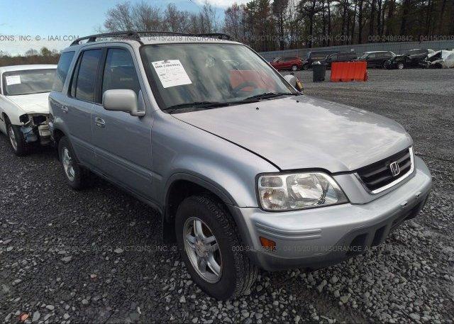 Inventory #509355147 2001 Honda CR-V