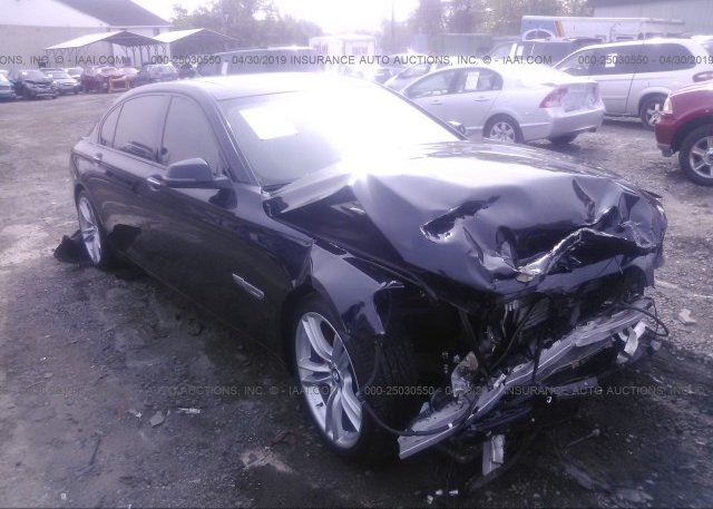 Inventory #884485815 2013 BMW 750