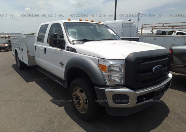 Inventory #894554318 2015 FORD F550