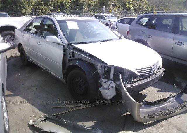 Inventory #928545652 2006 Toyota CAMRY
