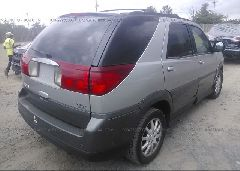 2005 Buick RENDEZVOUS - 3G5DA03E55S557032 rear view