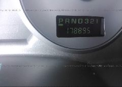 2005 Buick RENDEZVOUS - 3G5DA03E55S557032 inside view